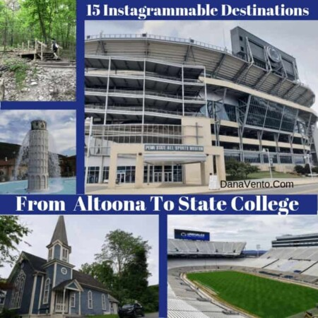 Penn State Field and Penn State College