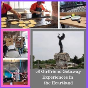 28 Girlfriend Getaway Experiences In the Heartland