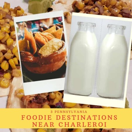 3 Pennsylvania Foodie Destinations Near Charleroi, foodie, Pittsburgh, Suburb, Charleroi, Washington, Eateries, Farms, creamery, family owned, small business, bbq, tacos, Mexican Food, Traditional,