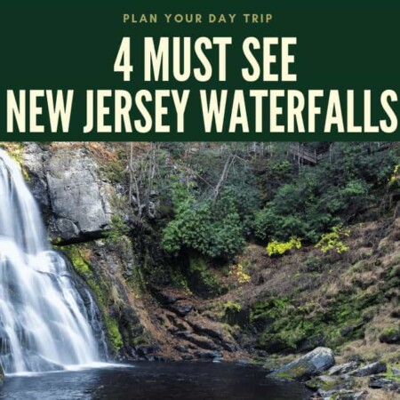 4 Must See New Jersey Waterfalls . waterfalls, new jersey, travel, globetrotting, usa travel, hiking, sightseeing, things to do, where to go, New Jersey, Jersey, NJ, Parks, Trails, Exercise