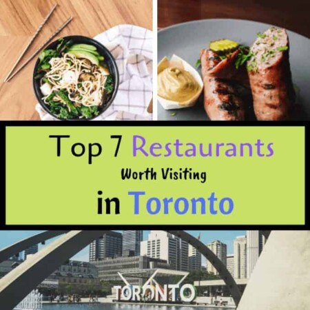 Top 7 Restaurants Worth Visiting in Toronto, food, foodie destination, restaurants, culinary travel, Toronto Canada, Canada, Canadian eats. globetrotting. travel, food and travel, culinary travel, where to eat, coffee, vegetarian, meat, meatless, desserts, large spaces