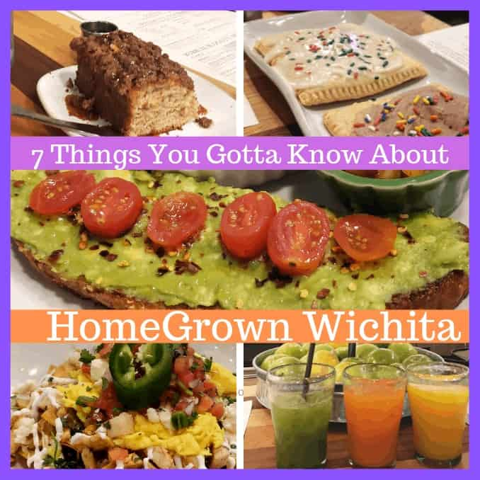7 Things You Gotta Know About HomeGrown Wichita. Coffeecake, Pop-Tarts, Drinks, Margaritas, Bar, Toast, Eggs, Vegetarian, god options, busy, eat well, be happy, Wichita, Kansas, Foodie, Culinary Travel, USA Travel, Heartland