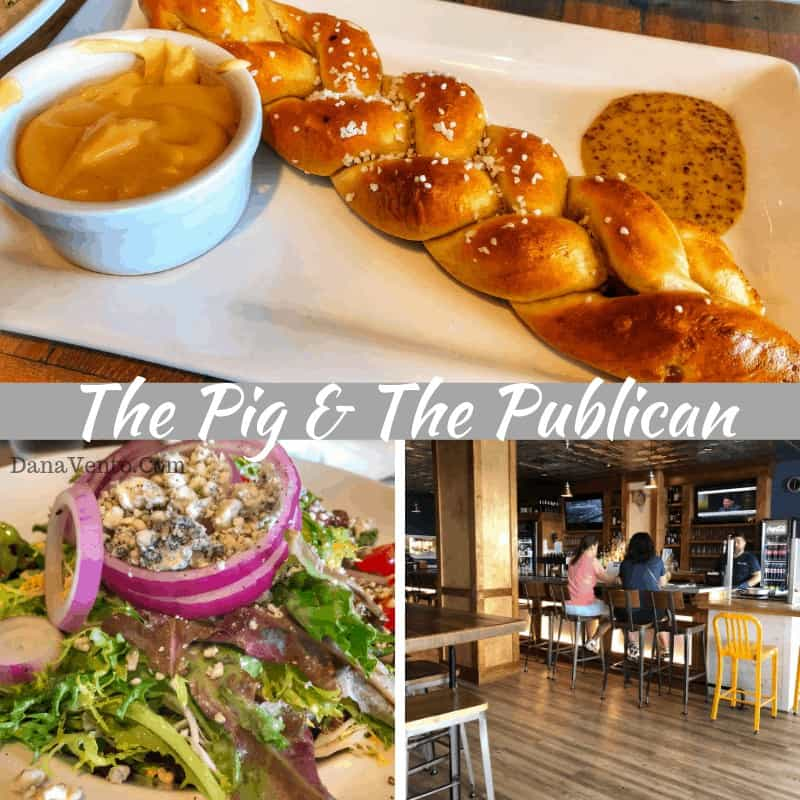 Southern Delaware Beach Town Eats: Lewes Beach Town Tavern with Belgian Flair: the Pig & the Publican