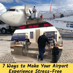7 Ways to Make Your Airport Experience Stress-Free