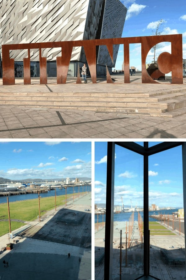 titanic Belfast!