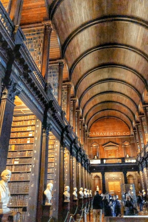 Book of Kells. Discover Ireland