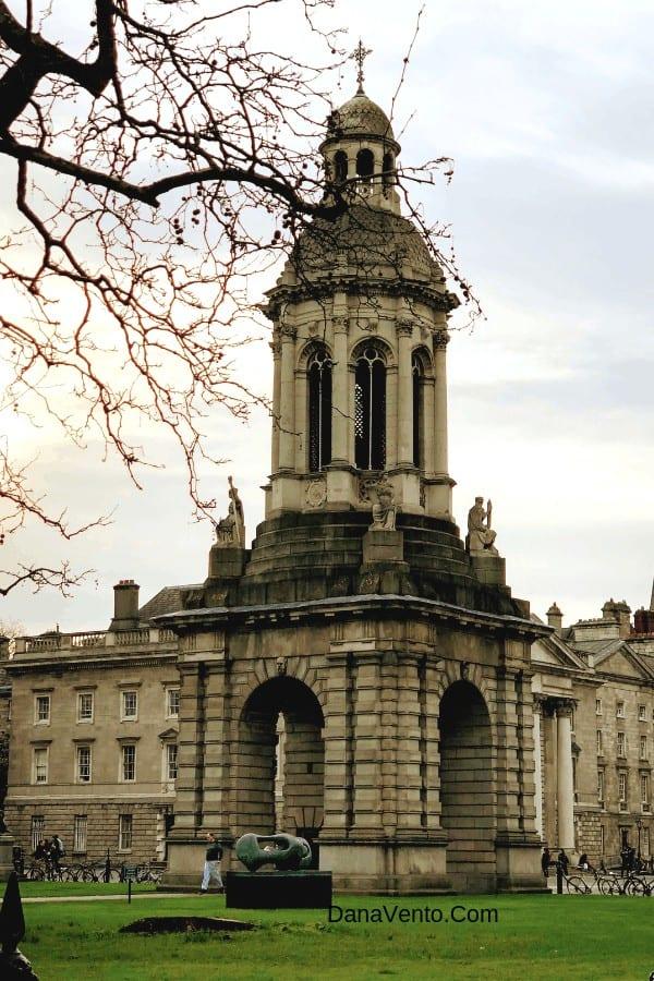 Dublin touring Discover Ireland Trinity College