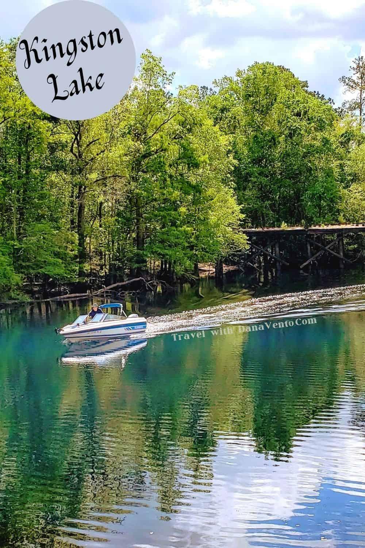 Kingston Lake in Conway via Myrtle Beach