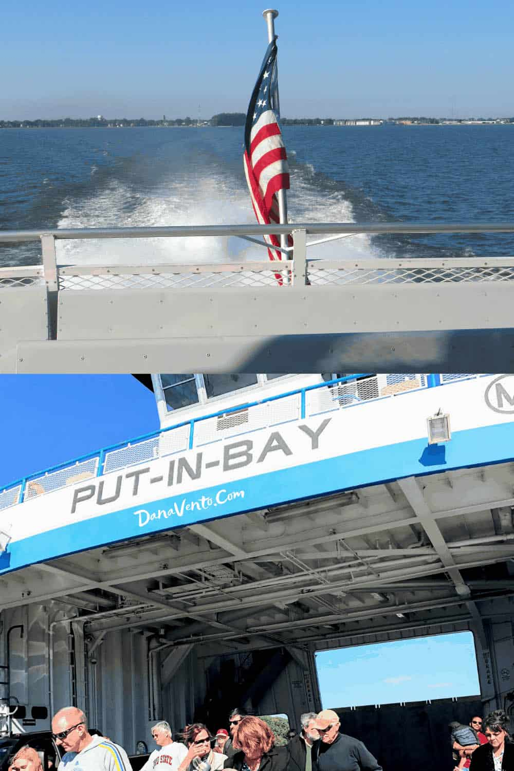 Put In Bay Jet Express and Millers Ferry