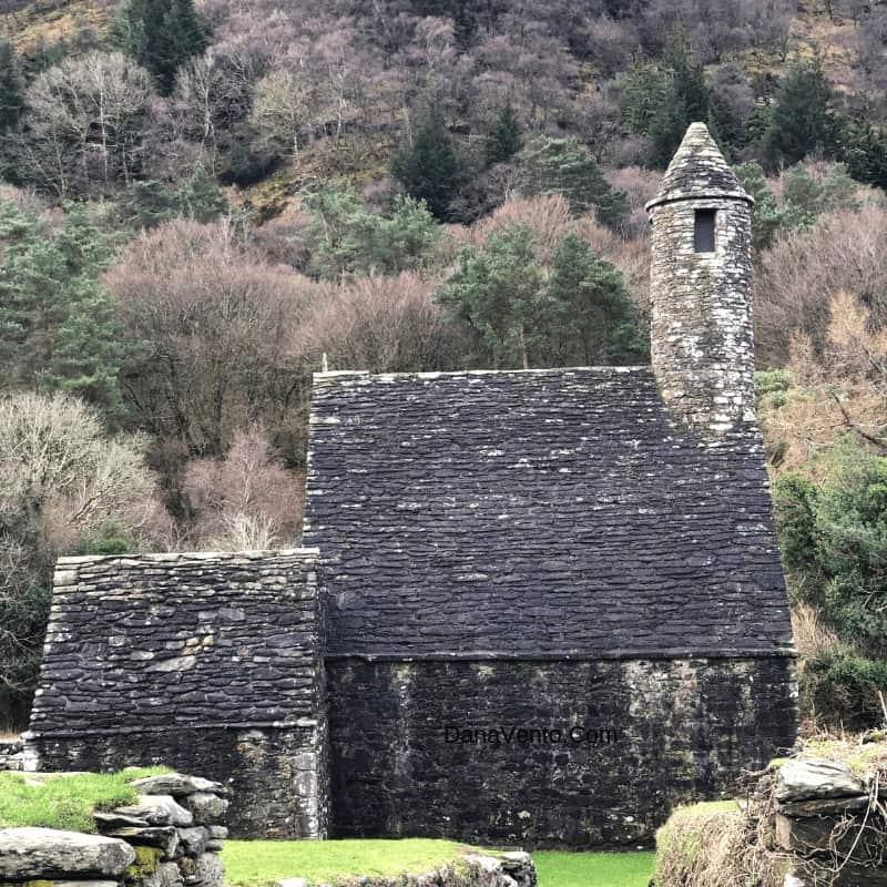 Glendalough Monastic Sight to Discover Ireland