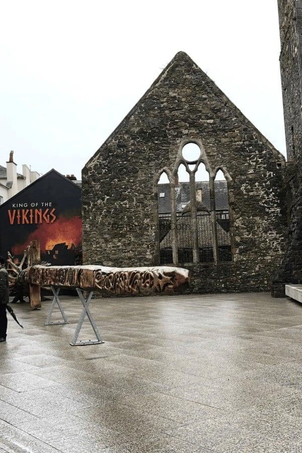 Viking Triangle. Discover Ireland