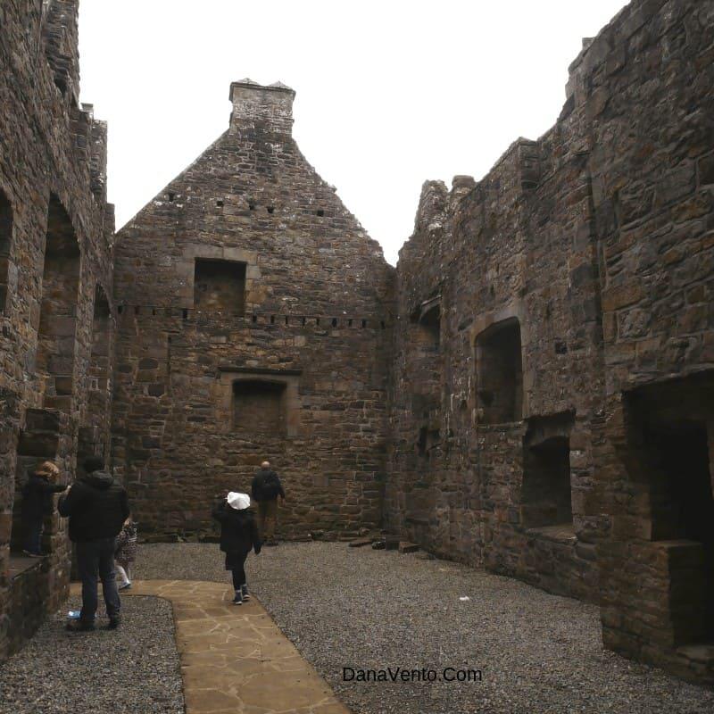 Donegal in castle