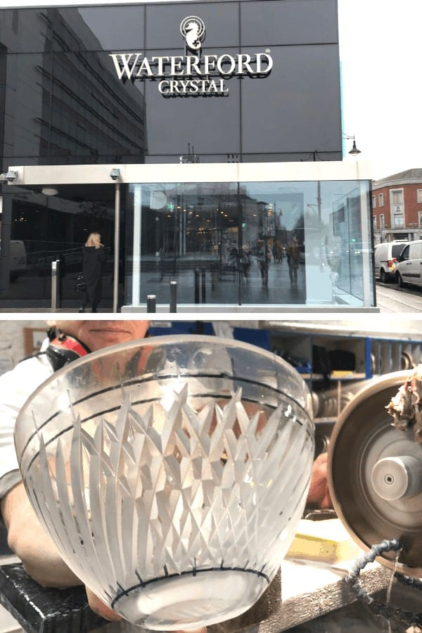 Waterford Crystal to Discover Ireland