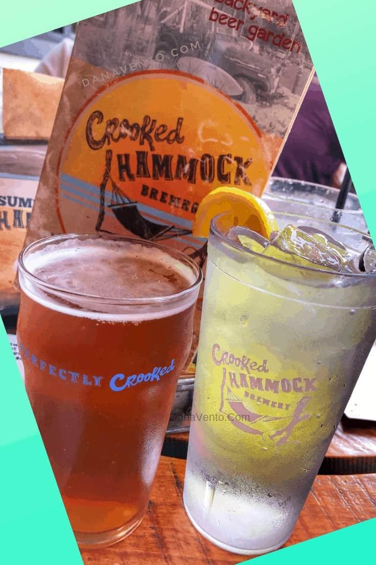 Crooked Hammock Brewery in Lewes -
