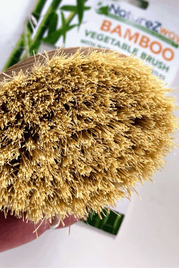 5 Most Effective Eco-Friendly Cleaning Items Every Home Needs , sustainable, green, eco-friendly, brushes, bamboo, sponge, cleaning cloths, NatureZway