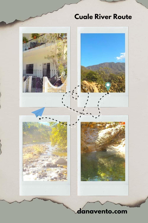 4 Scenes 4x4 Cuale River Route