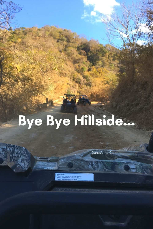 4x4 Cuale River adventure bye hillside