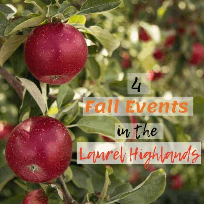 4 Fall Events in The Laurel Highlands