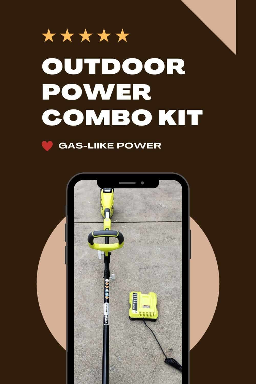 Outdoor Power Combo Kit