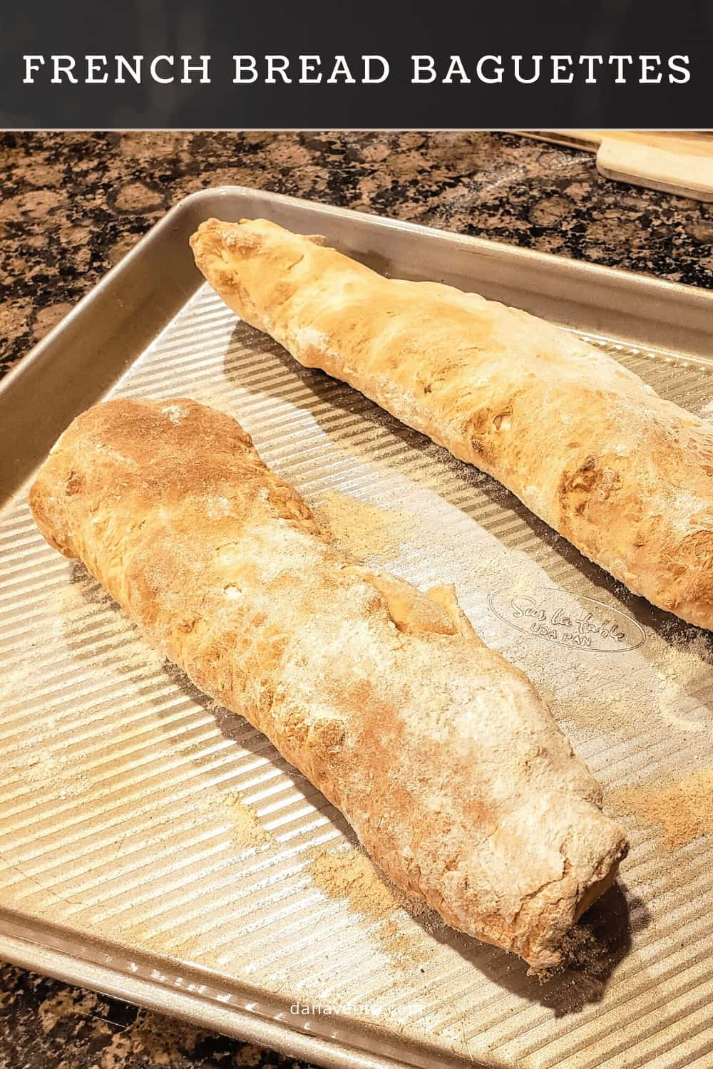 french bread baguettes easy to make