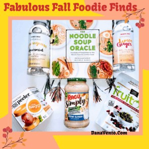 5 Fabulous Fall Foodie Finds To Stock Your Kitchen With