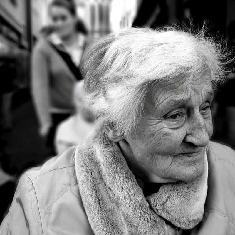Little Gramma Lady