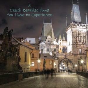 5 Czech Republic Foods You Have to Experience