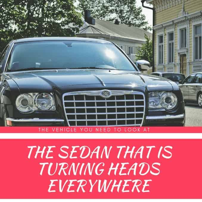 The Sedan That is Turning Heads Everywhere, Chrysler 300 s, Chrysler, Dodge, Jeep