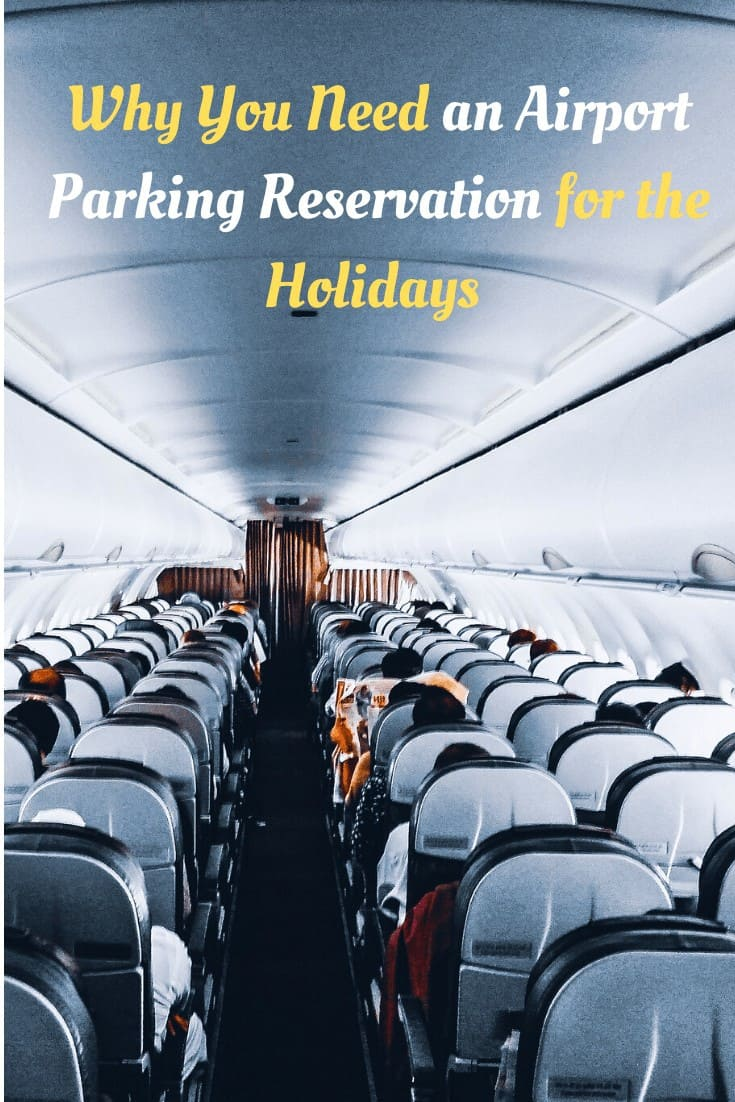 Why You Need an Airport Parking Reservation for the Holidays at These Airports, parking, staying, holiday, holidays, Christmas, New Year's, Home for the Holidays, Parking at the Airport, Off Airport Propery, The Parkin Spot, Shuttles, Shuttle Driver, On-Time Pickup, Congestions, steer clear, make holiday travel easier, The Parking Spot App
