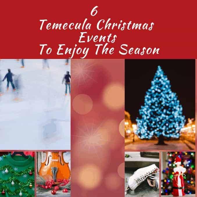 6 Temecula Christmas Events To Enjoy