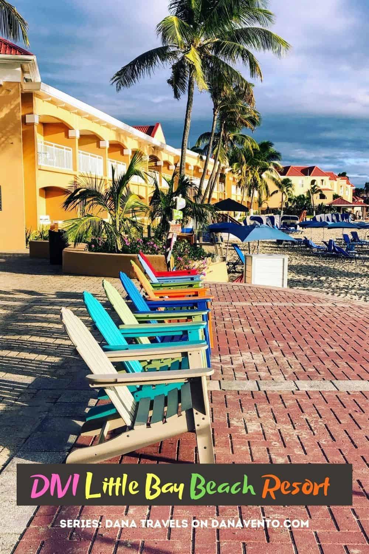 Divi St Maarten Beach adironack beach chairs 1 1
