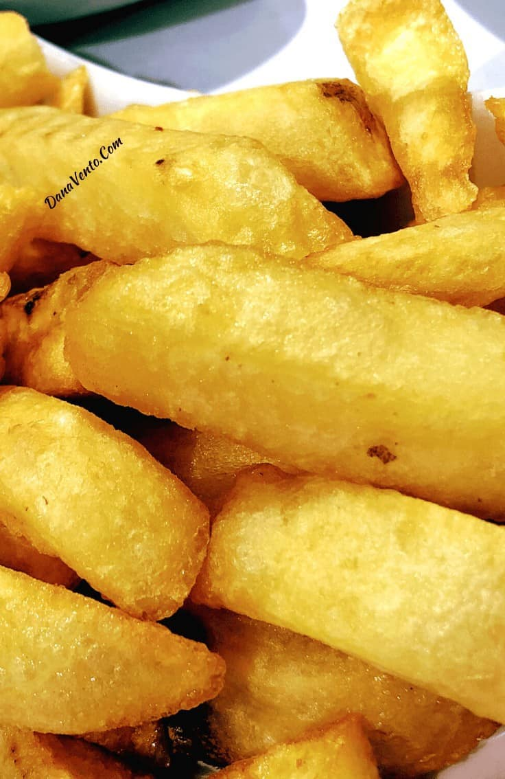 Quinlan's Seafood Bar Fresh Chips Killarney