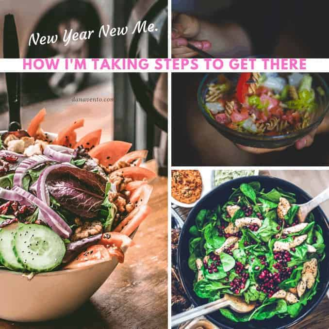 New Year New Me – How I'm Taking Steps to Get There