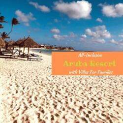 All-inclusive resort in Aruba on beach