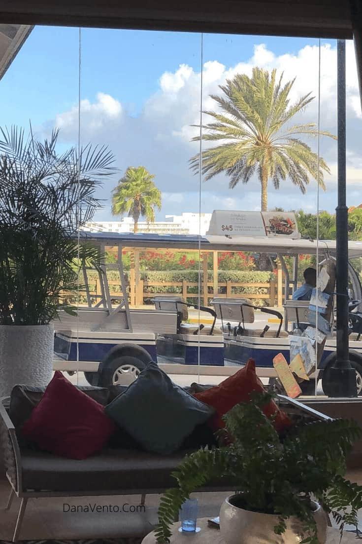 Aruba Resort. Free Shuttles. Hop the Shuttle