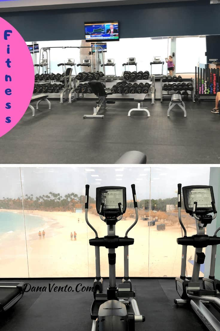 Fitness Center Divi - Part of Mega All-Inclusive Package