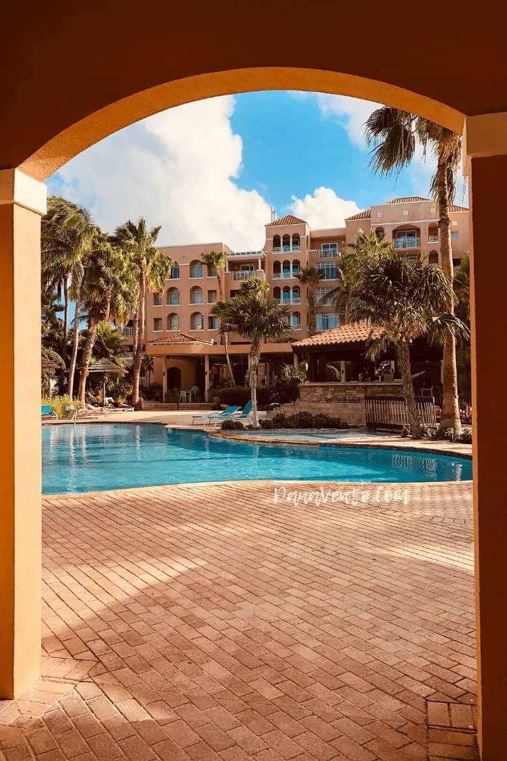 Pool. Seabreeze Divi Vllage Golf & Beach Aruba Resort