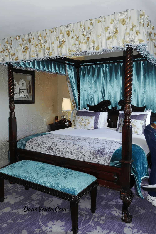 bed in clontarf castle