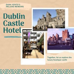 Dublin Luxury Boutique Castle Hotel