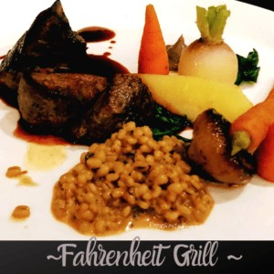 My Dining Experience at Fahrenheit Grill Inside Clontarf Castle