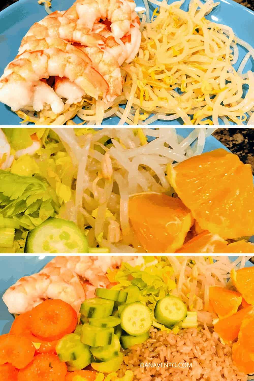 step b step, Noom Big Bowl of Yum Green Food Recipe