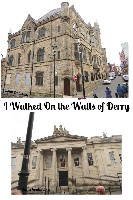 Northern Ireland Bishops Courthouse