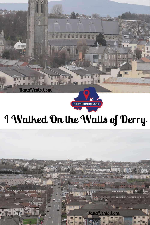Walls of Derry City
