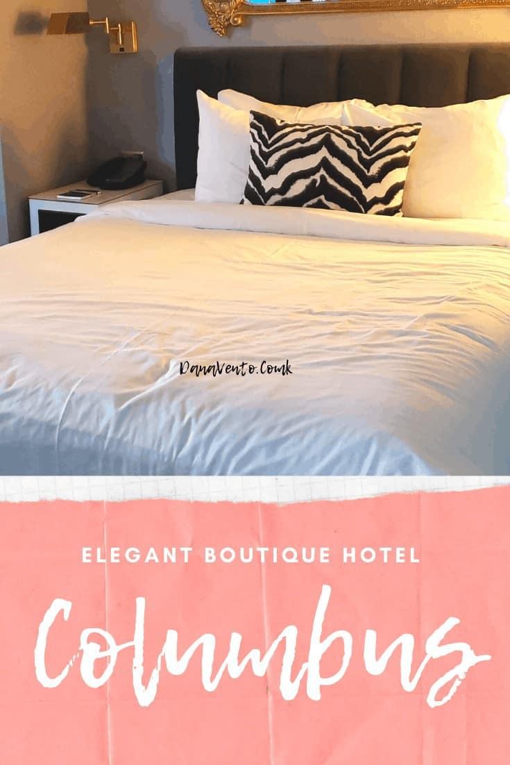 Hotel LeVeque Bed, Marriott