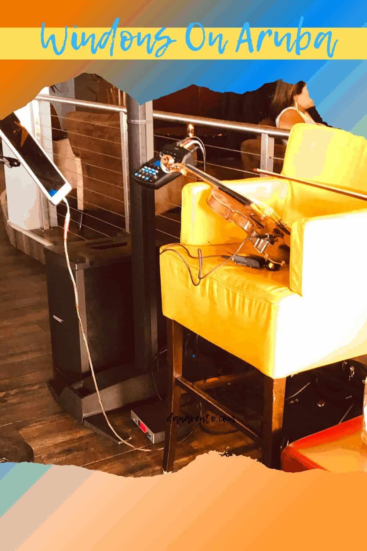 viloinist chair at Windows On Aruba