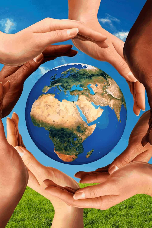 the world and coronavirus