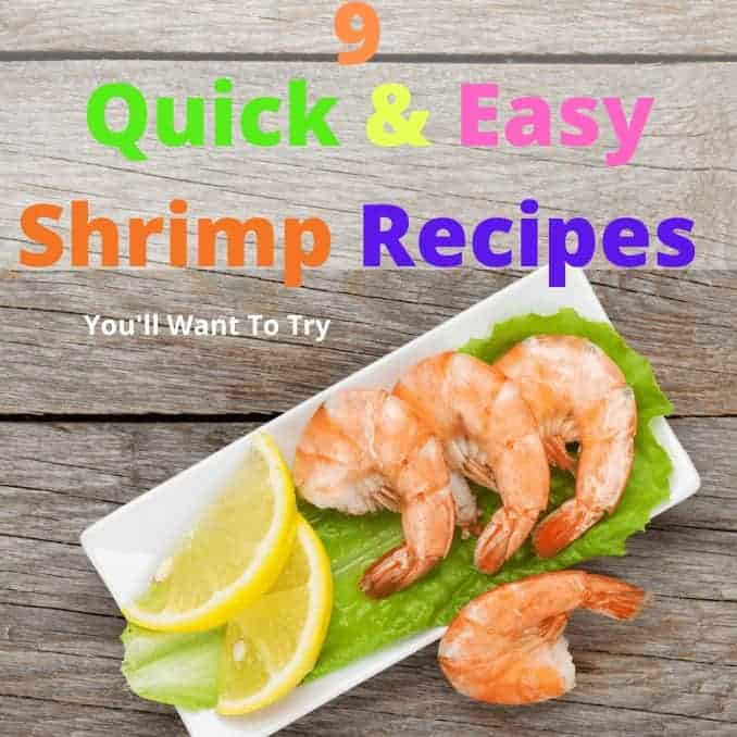 Quick and Easy Shrimp Recipes You'll Want To Try