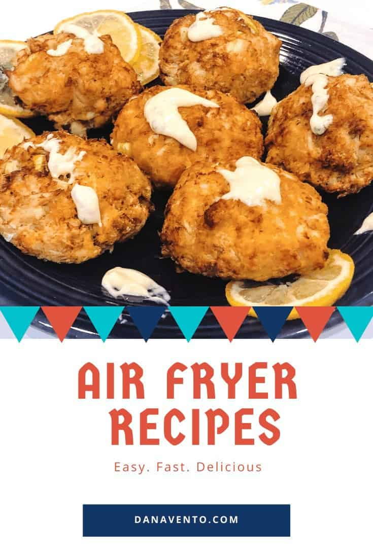 crab cakes from air fryer
