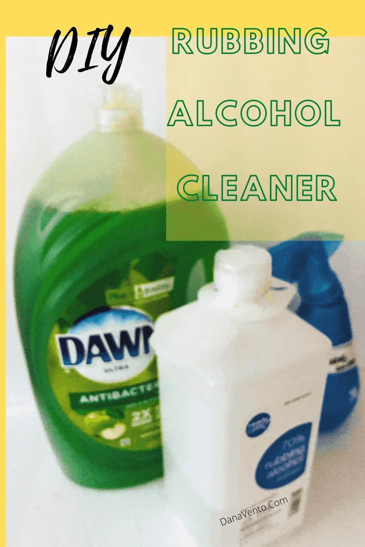 DIY cleaner