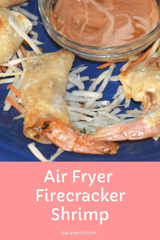 shrimp recipe firecracker shrimp